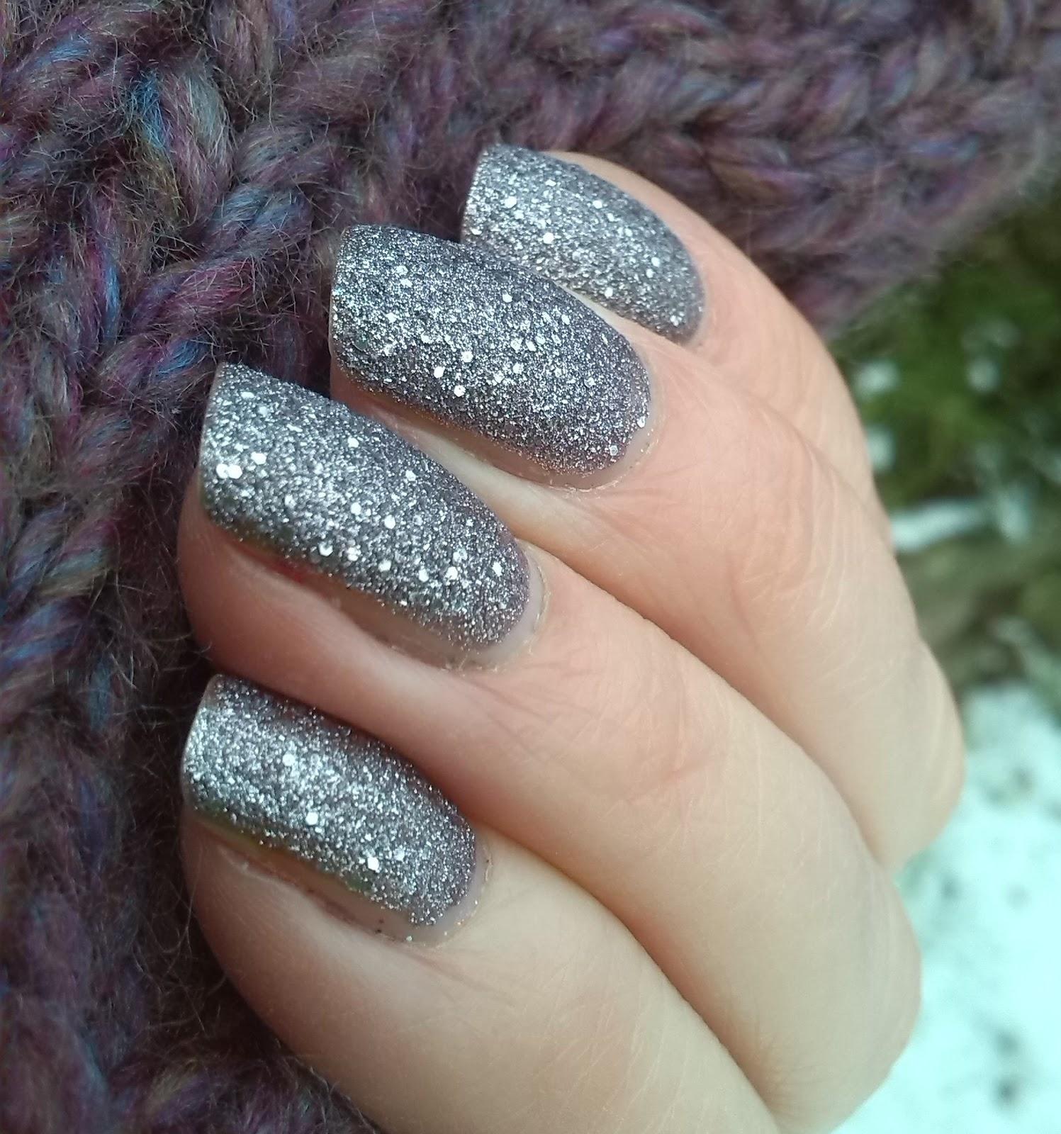 Avon Stardust Silver Crystals