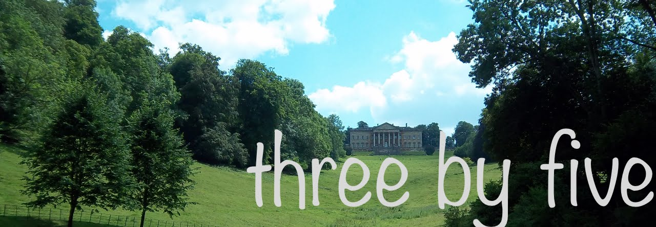 three by five