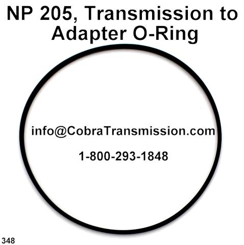 Np 205 Np205 Transfer Case Parts