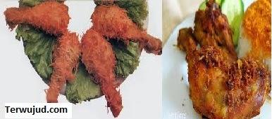 Ayam Goreng Balut Kelapa