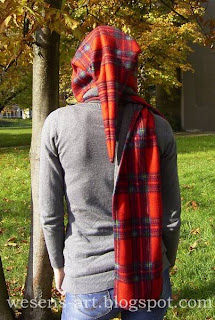 reversible hooded scarf 4    wesens-art.blogspot.com