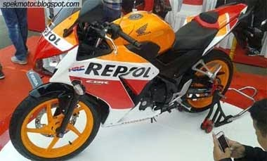 All New Honda CBR150R Rakitan Lokal