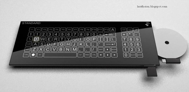 Future touch screen keyboard for Innovative product ideas not yet invented