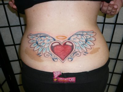 Heart Tattoos  Girls on Heart Tattoo Designs For Women   Latest Fashion Club