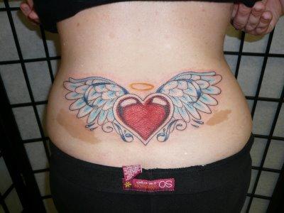 Heart Tattoos  Girls on Heart Tattoo Designs For Women   Latest Fashion Club