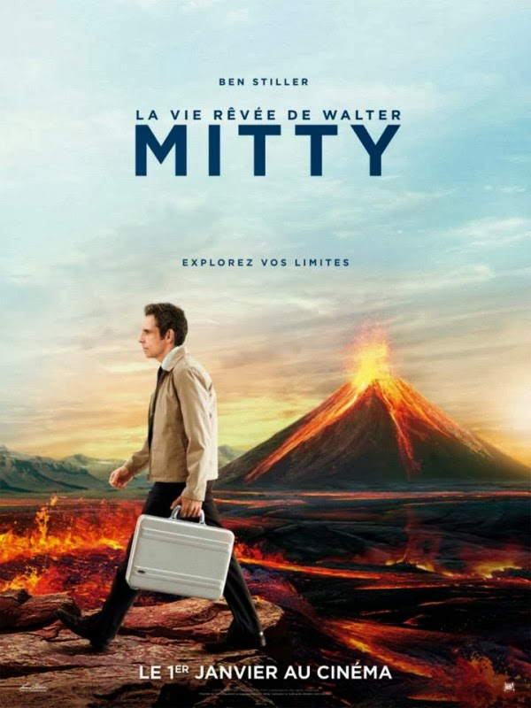 the secret life of walter mitty new posters teaser trailer  click on a poster to enlarge