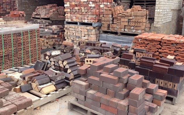 Dry Pressed Bricks Sydney