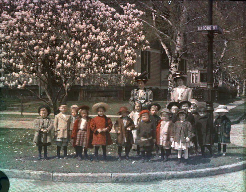 Usa Of The 1920s In Color Photographs Vintage Everyday