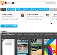 Онлайн книги в Issuu