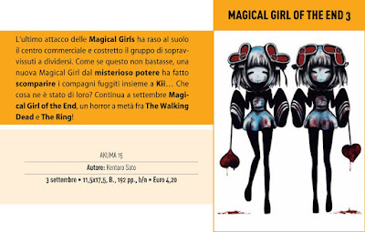 Magical girl of the end #3