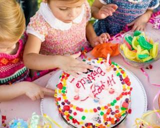 Susunan acara ulang tahun untuk anak