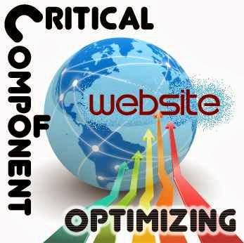Critical Components of Optimizing a Web Site