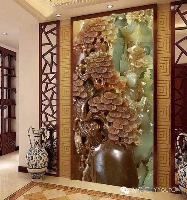 從未看見過的玉雕裝飾  太漂亮了 - 亮麗 - 亮麗的博客
