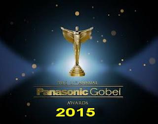 DAFTAR PALING LENGKAP PEMENANG PANASONIC GOBEL AWARD 28 MEI 2015