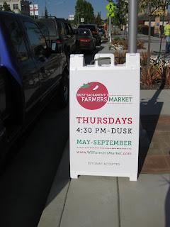 West Sacramento Farmer's Market
