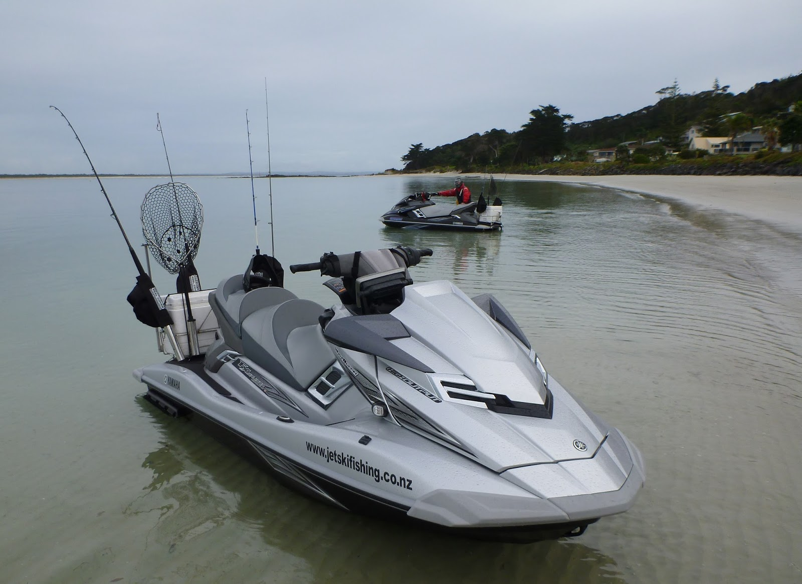 jet ski fishing blog august 2013 ForBest Jet Ski For Fishing
