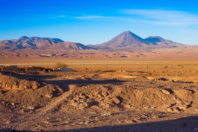 Chile's Atacama Desert. (Credit: Shutterstock) Click to enlarge.