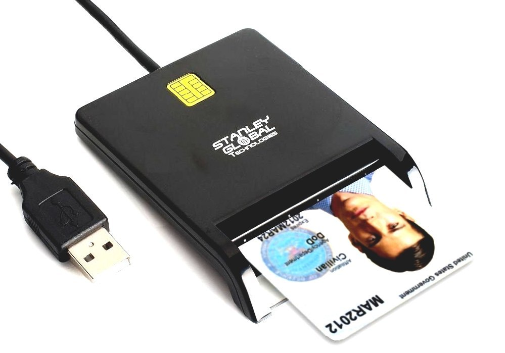 Common Access Card Cat Card Reader