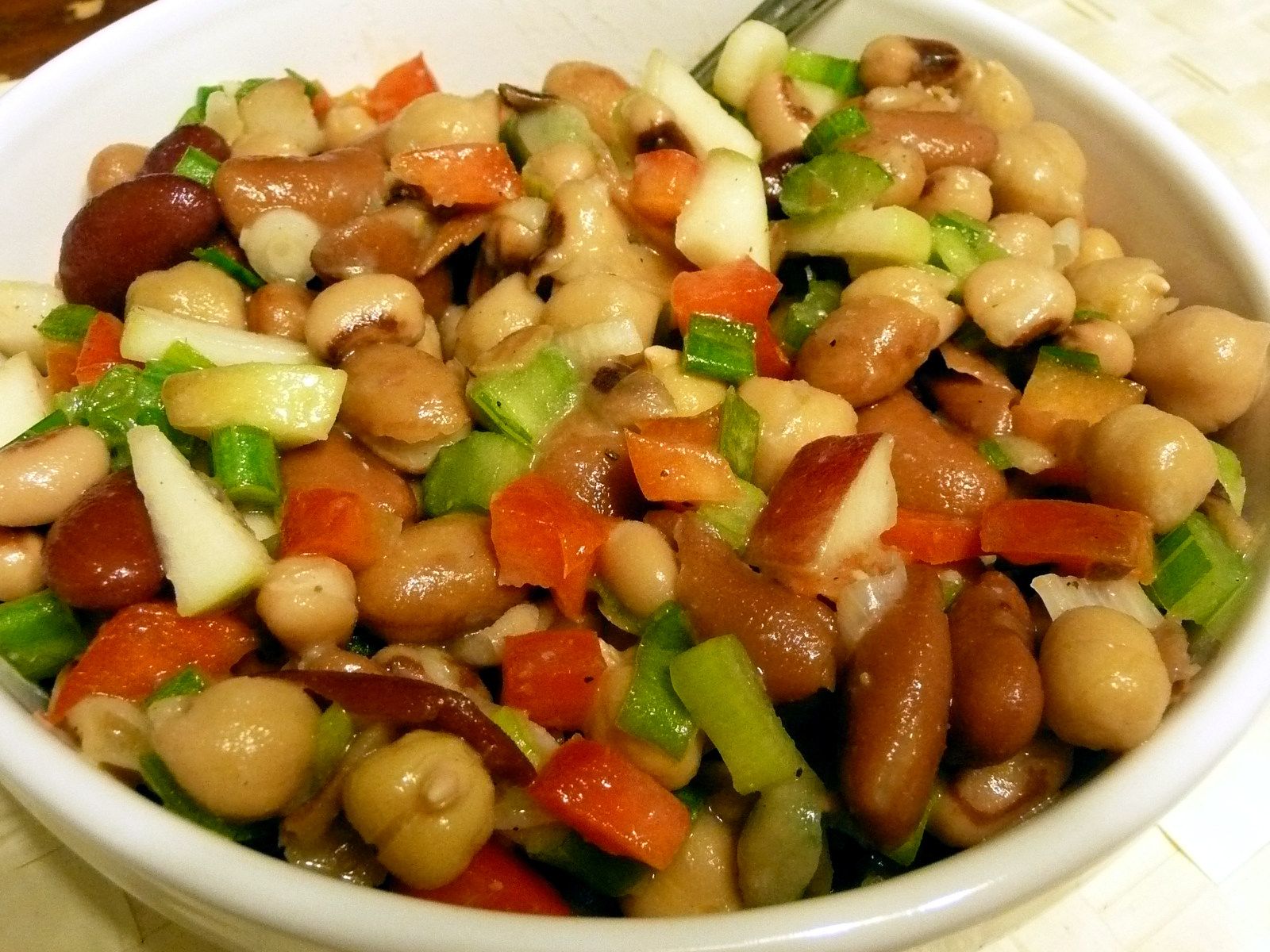 salad 2 pts bean salad 4142 speedy three bean salad three bean salad ...