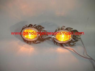 Lampu Samping OBB - 803 Kuning