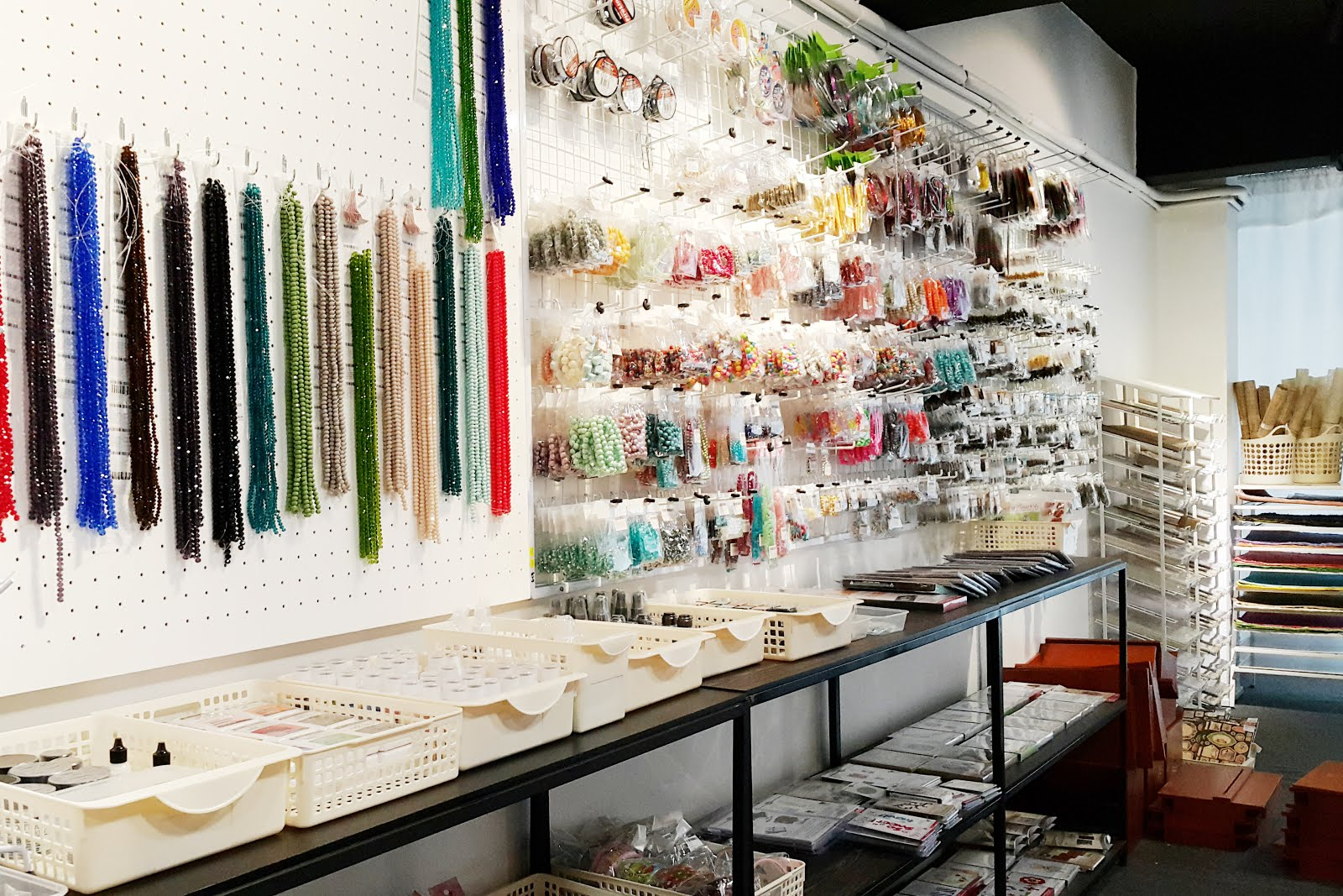 Beading Craft House Offers A Variety Of Jewellery Making Paper And