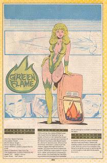 Llama Verde (ficha dc comics)