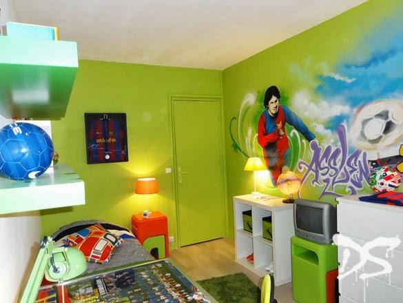 ideas de dormitorios infantiles tem ticos ideas para decorar dormitorios. Black Bedroom Furniture Sets. Home Design Ideas