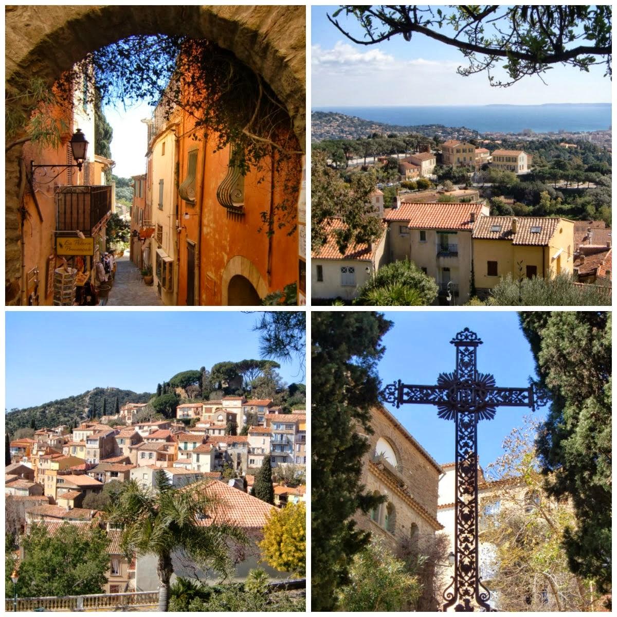 Mine 4 favorittsteder å besøke i Sør-Frankrike.