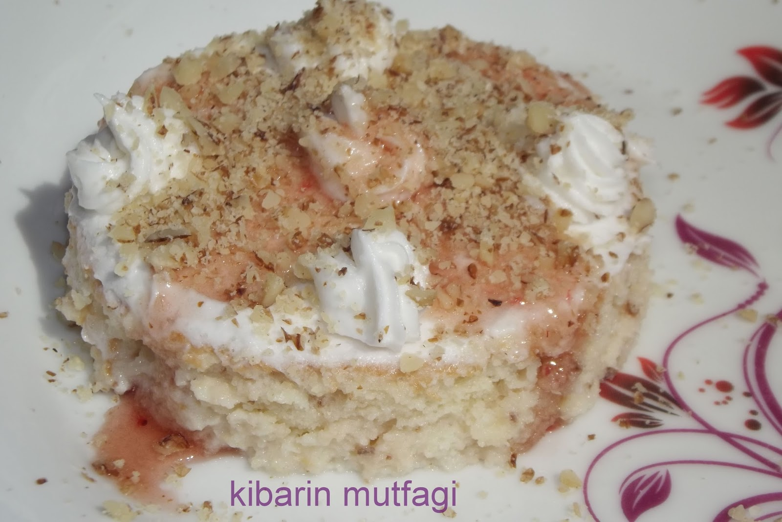 Karamelli Triliçe Tarifi