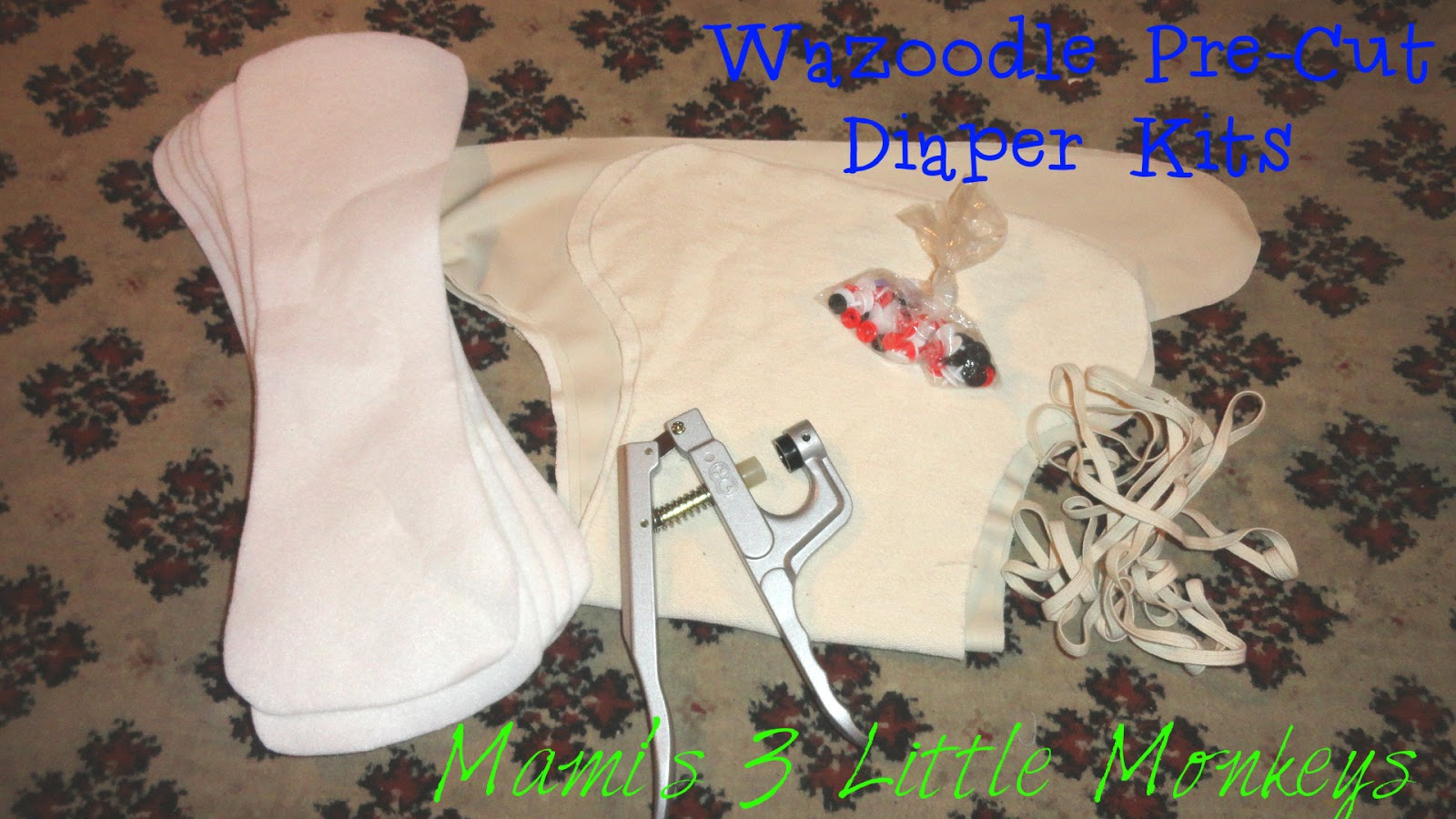 Mami\u0027s 3 Little Monkeys: Wazoodle $50 GC Giveaway +10 More Prizes ...