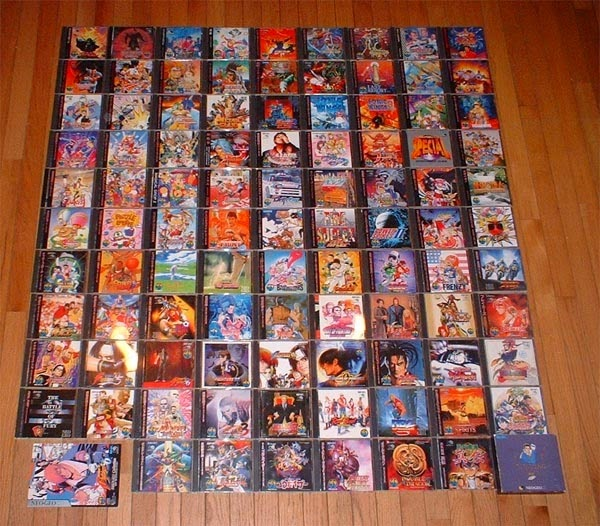Neo Geo Full Series