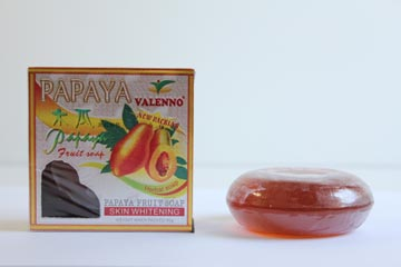 Valenno papaya Fruit Soap