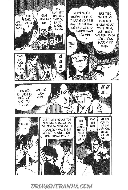 xem truyen moi - Conan Chap 214