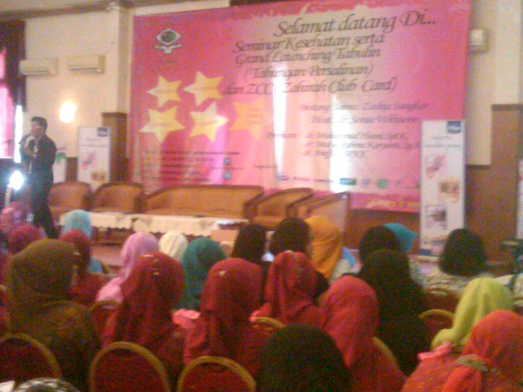 Grand Launching Program Tabungan Bersalin