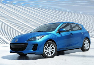 2012-Mazda-3-Front-Angle-View-Blue-Color