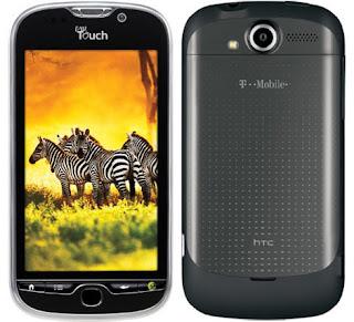 HTC DoubleShot | thecybergal.blogspot.com