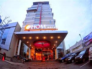 Hotel Murah Dekat Stasiun Tawang - @Hom Hotel by Horison Semarang
