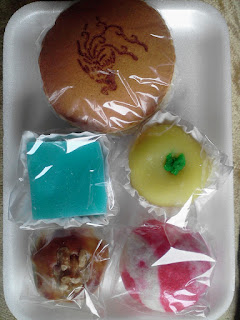 Asian Sweet Treats