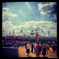 The Olympics London 2012