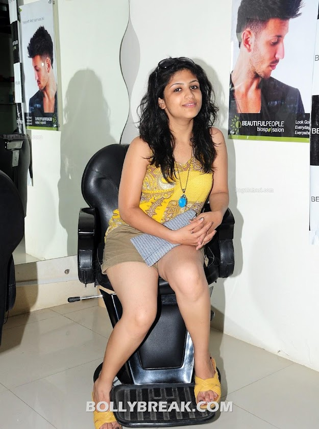 Supriya @ Bio Spa and Salon Launch hot photos