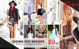 Sale for going out dresses!