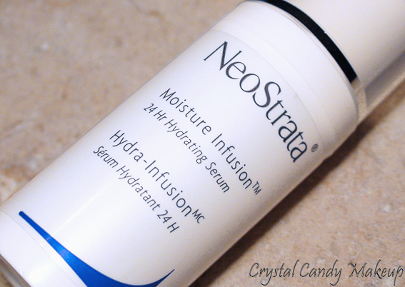 Sérum Hydratant 24H Hydra-Infusion de NeoStrata - Review