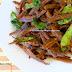 Nethili Karuvadu Varuval / Dried Anchovies Fry