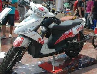 Koleksi Terkait : Foto Modifikasi Motor Mio J Terbaru 2013 - 2014 title=