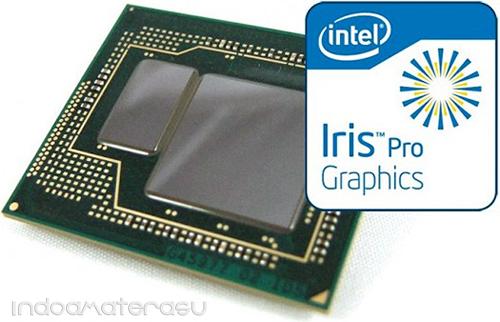 GPU Iris Pro