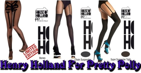 Henry Holland X Pretty Polly