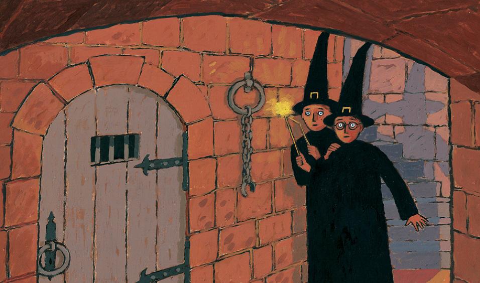 Les lectures du vampire aigri harry potter et la chambre - La chambre des secrets ...