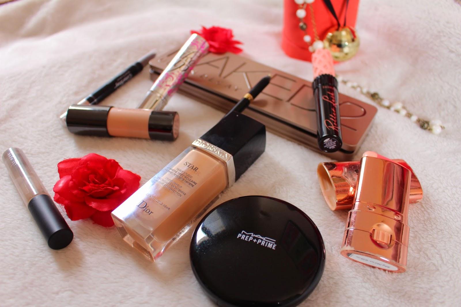 Mac Nocibé Benefit Dior teint yeux sourcils bouche