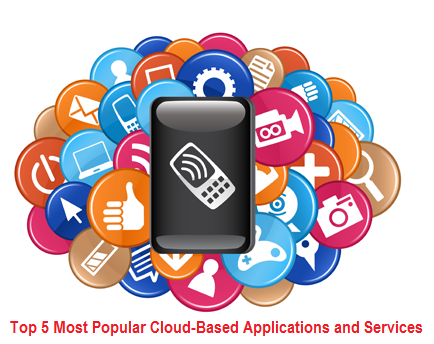 Top 5 Most Popular Cloud-Based Applications and Services We Use Every Day