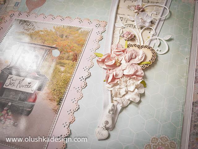 אלבום חתונה בסגנון כפרי
